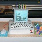 10th Anniversary Cake, 2003