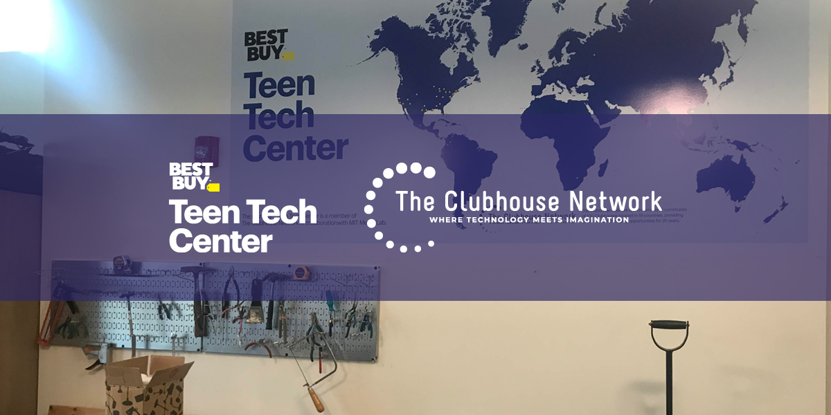 Best Buy and The Clubhouse Network Launching New Teen Tech Centers