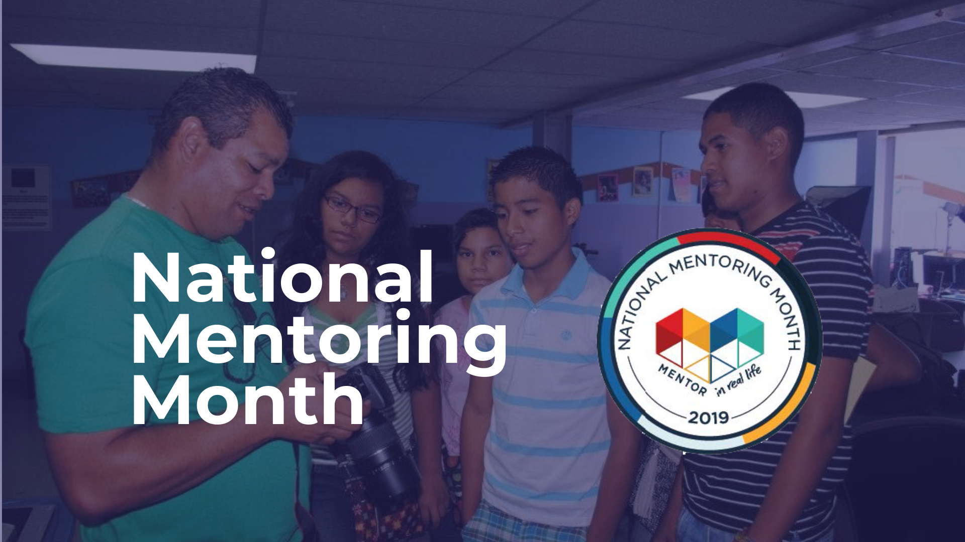 National Mentoring Month Web Header