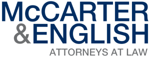 Logo: McCarter & English, Attorneys at Law