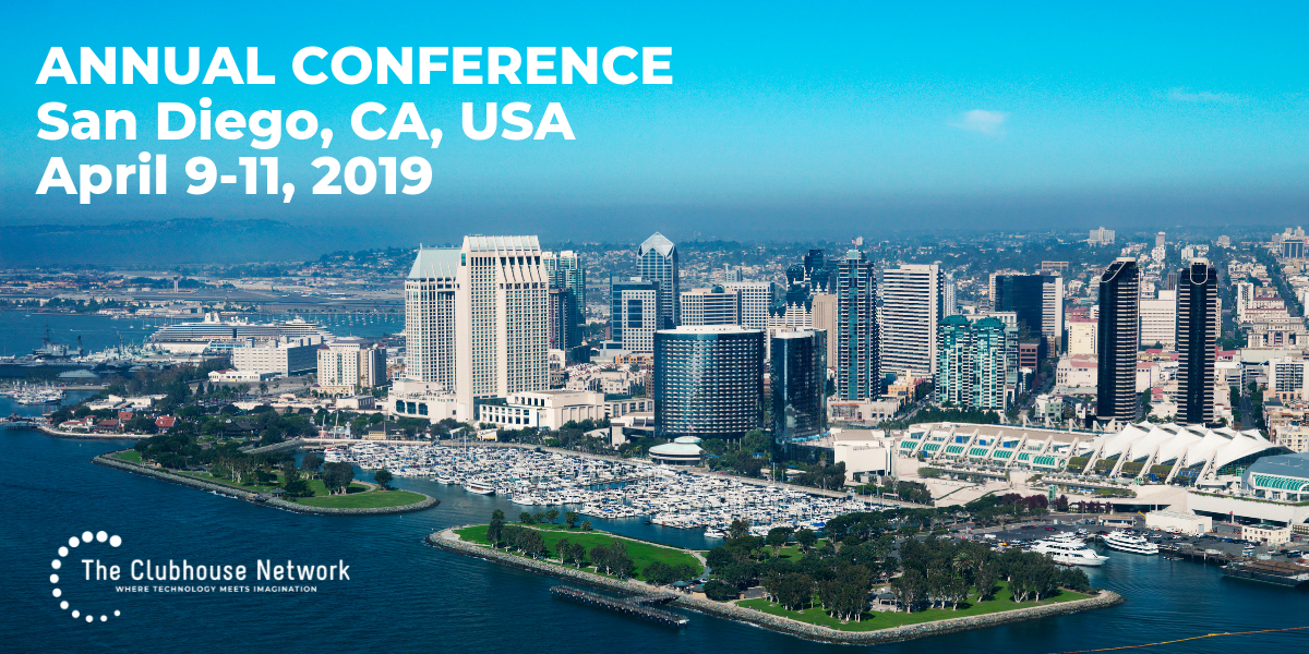Annual Conference, San Diego, CA, USA, April 9-11, 2019