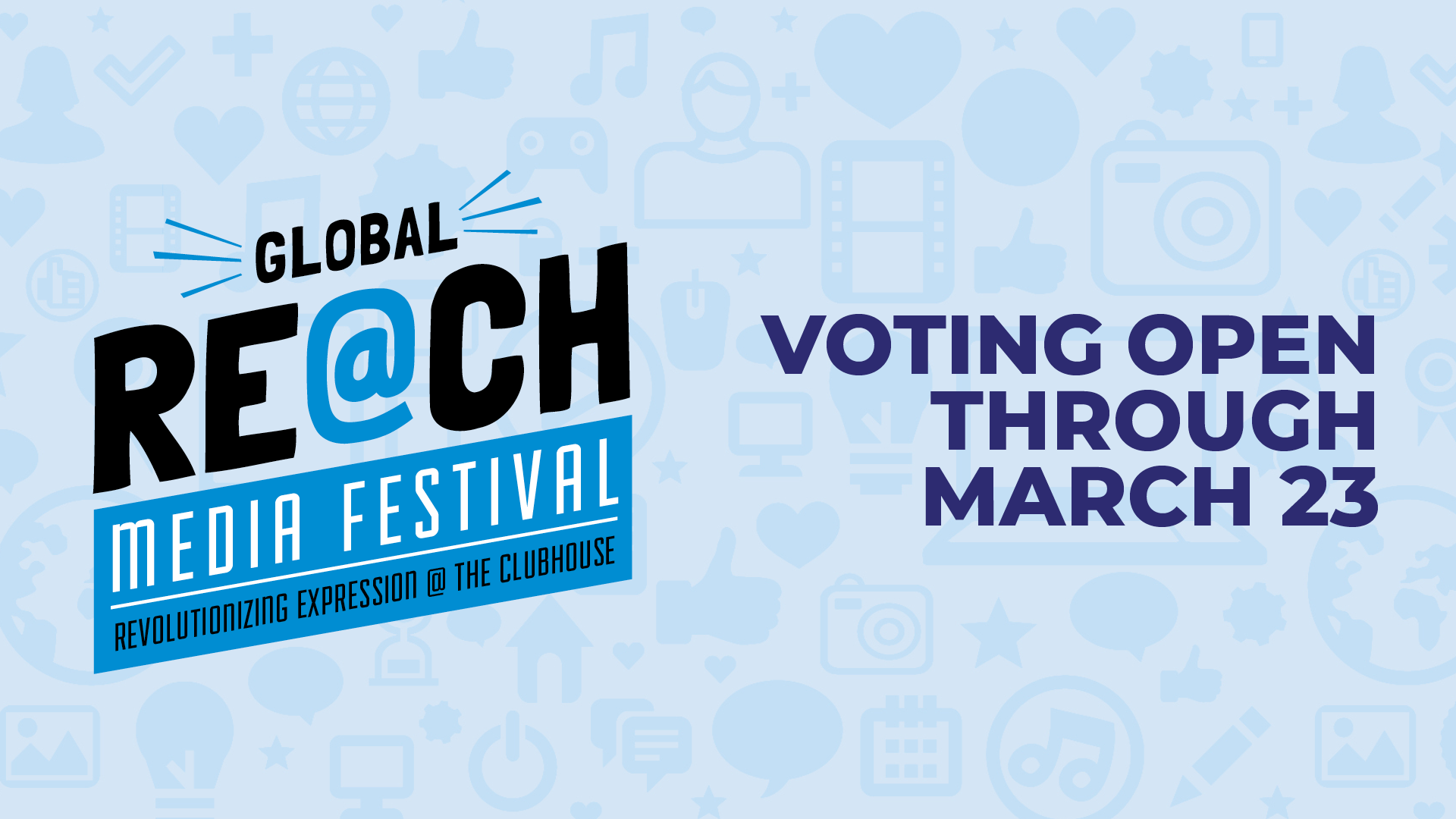 Reach Media Festival Voting Open Through Mar 23