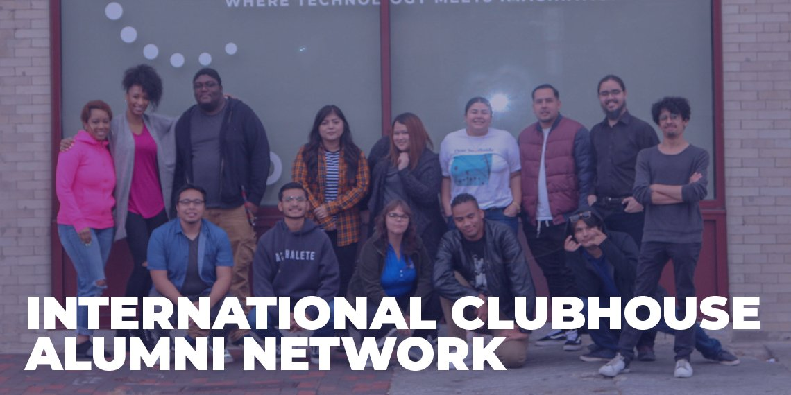 Banner: International Clubhouse Alumni Network