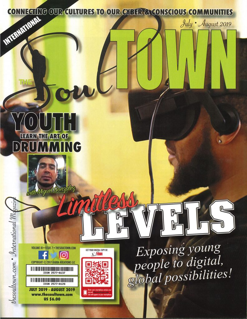 The Soultown July August 2019 Cover