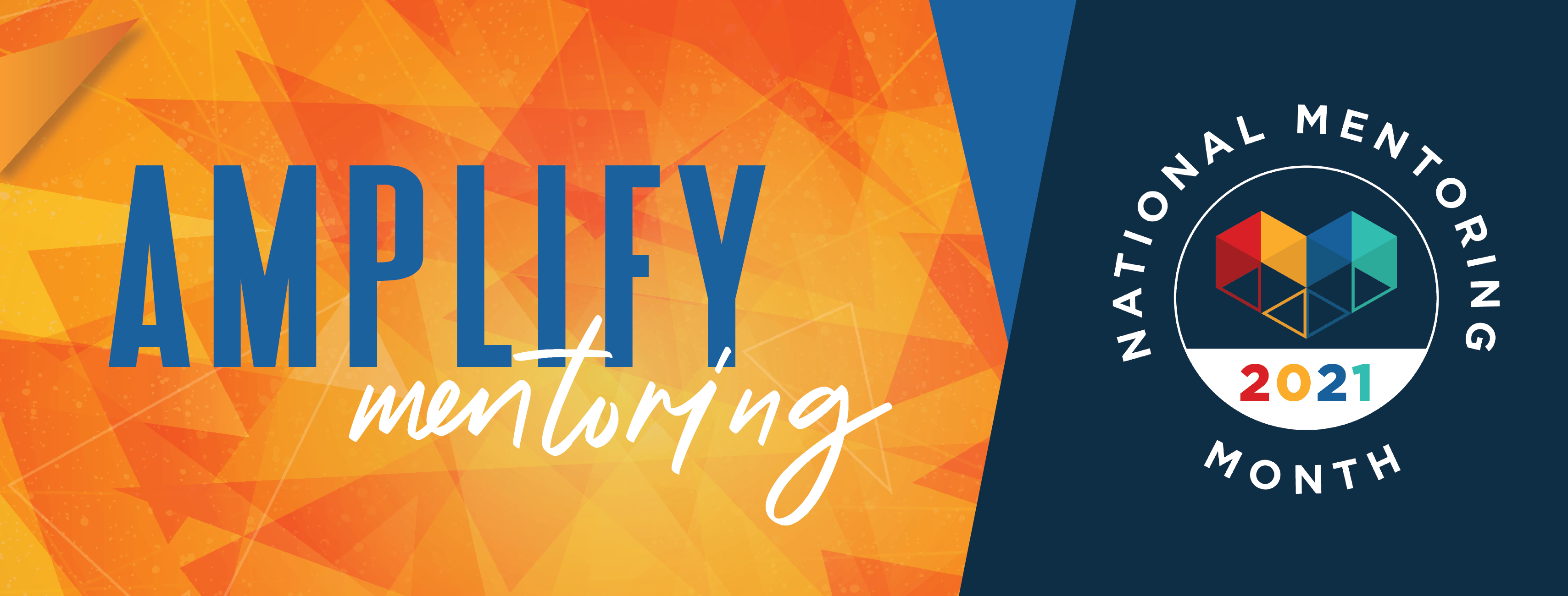 Amplify Mentoring | National Mentoring Month 2021