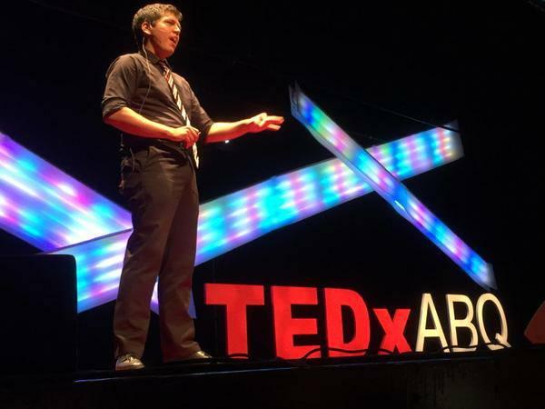 "Dennis Ramirez gives his TEDx talk entitled ""Epic Fail"""